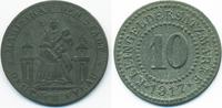 Westpreussen 10 Pfennig Deutsch-Eylau - Zink 1917 (Funck 91.3Aa)