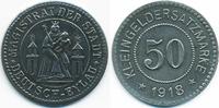 Westpreussen 50 Pfennig Deutsch-Eylau - Eisen 1918 (Funck 91.5b) Röttinger