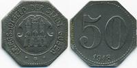50 Pfennig 1918 Brandenburg Guben - Eisen 1918 (Funck 178.3e) sehr schö... 32,00 EUR  +  6,50 EUR shipping