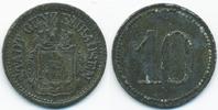 10 Pfennig ohne Jahr Bayern Gunzenhausen – Zink vernickelt ohne Jahr (F... 5,00 EUR  +  2,00 EUR shipping