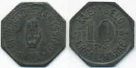 10 Pfennig 1918 Württemberg Hall - Eisen 1918 (Funck 186.8b) vorzüglich  5,00 EUR  +  2,00 EUR shipping