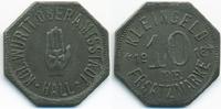 10 Pfennig 1918 Württemberg Hall - Eisen 1918 (Funck 186.8k) vorzüglich  4,00 EUR  +  2,00 EUR shipping