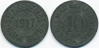 10 Pfennig 1917 Bayern Hammelburg - Zink 1917 (Funck 192.2A) sehr schön... 3,00 EUR  +  2,00 EUR shipping