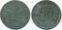 10 Pfennig 1917 Bayern Hassfurt - Zink 1917 (Funck 195.1) sehr schön+  6,50 EUR  +  2,00 EUR shipping