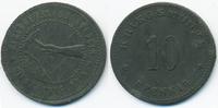 10 Pfennig 1918 Bayern Hauzenberg - Zink 1918 (Funck 198.1b) Rand glatt... 13,00 EUR  zzgl. 1,20 EUR Versand