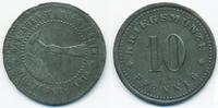 10 Pfennig 1918 Bayern Hauzenberg - Zink 1918 (Funck 198.2) Riffelrand ... 13,00 EUR  +  2,00 EUR shipping