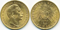 20 Mark 1905 J Preußen Wilhelm II. 1888-1918 fast prägefrisch  400,00 EUR  +  20,00 EUR shipping