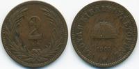 2 Filler 1901 KB Ungarn - Hungary Franz Josef I. 1848-1916 fast sehr sc... 0,70 EUR  +  2,00 EUR shipping