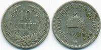 10 Filler 1894 KB Ungarn - Hungary Franz Josef I. 1848-1916 schön/sehr ... 0,50 EUR  zzgl. 1,20 EUR Versand