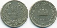 10 Filler 1894 KB Ungarn - Hungary Franz Josef I. 1848-1916 sehr schön  0,80 EUR  +  2,00 EUR shipping