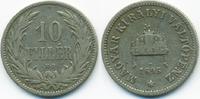 10 Filler 1895 KB Ungarn - Hungary Franz Josef I. 1848-1916 fast sehr s... 0,50 EUR  +  2,00 EUR shipping