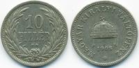 10 Filler 1908 KB Ungarn - Hungary Franz Josef I. 1848-1916 gutes sehr ... 0,70 EUR  +  2,00 EUR shipping