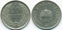 10 Filler 1909 KB Ungarn - Hungary Franz Josef I. 1848-1916 gutes sehr ... 0,70 EUR  +  2,00 EUR shipping