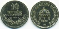 10 Filler 1915 KB Ungarn - Hungary Franz Josef I. 1848-1916 sehr schön ... 0,50 EUR  zzgl. 1,20 EUR Versand