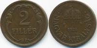 2 Filler 1926 BP Ungarn - Hungary Regierung Horthy 1920-1944 sehr schön  0,50 EUR  +  2,00 EUR shipping
