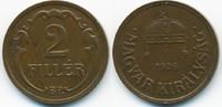 2 Filler 1926 BP Ungarn - Hungary Regierung Horthy 1920-1944 sehr schön... 0,70 EUR  +  2,00 EUR shipping