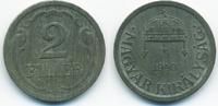 2 Filler 1943 BP Ungarn - Hungary Regierung Horthy 1920-1944 sehr schön... 0,70 EUR  +  2,00 EUR shipping