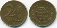 2 Filler 1947 BP Ungarn - Hungary Erste Republik 1946-1949 sehr schön/v... 1,50 EUR  zzgl. 1,20 EUR Versand