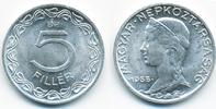 5 Filler 1965 BP Ungarn - Hungary Volksrepublik 1949-1989 prägefrisch  0,60 EUR  +  2,00 EUR shipping