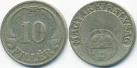 10 Filler 1927 BP Ungarn - Hungary Regierung Horthy 1920-1944 sehr schön  1,50 EUR  +  2,00 EUR shipping