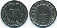 10 Filler 1941 BP Ungarn - Hungary Regierung Horthy 1920-1944 fast vorz... 0,70 EUR  +  2,00 EUR shipping
