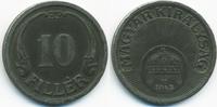 10 Filler 1942 BP Ungarn - Hungary Regierung Horthy 1920-1944 vorzüglich  1,00 EUR  +  2,00 EUR shipping
