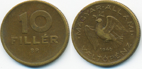 10 Filler 1946 BP Ungarn - Hungary Erste Republik 1946-1949 sehr schön  0,50 EUR  +  2,00 EUR shipping
