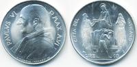 100 Lire 1968 Vatikan - Vatican Paul VI. prägefrisch/stempelglanz  3,00 EUR  +  2,00 EUR shipping
