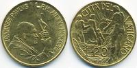20 Lire 1998 Vatikan - Vatican Johannes Paul II. prägefrisch  4,00 EUR  zzgl. 1,20 EUR Versand
