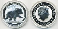 1 Dollar 2016 Australien - Australia Koala 2016 – Silber 1 Oz. stgl/BU  25,50 EUR  +  6,50 EUR shipping