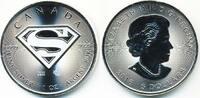 5 Dollars 2016 Kanada - Canada Kanada Superman 2016 – Silber 1 Oz. präg... 25,00 EUR  +  6,50 EUR shipping