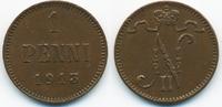 1 Penni 1913 Finnland - Finland Nikolaus II. von Russland 1894-1917 vor... 2,50 EUR  +  2,00 EUR shipping