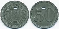 Schleswig/Holstein 50 Pfennig Heiligenhafen - Zink ohne Jahr (Funck 205.1)