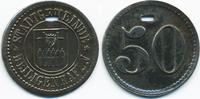50 Pfennig ohne Jahr Schleswig/Holstein Heiligenhafen - Eisen ohne Jahr... 79,00 EUR  +  6,50 EUR shipping