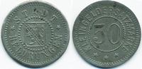 Sachsen 50 Pfennig Heldrungen – Eisen ohne Jahr (Funck 207.6)