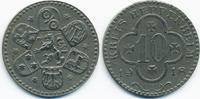 10 Pfennig 1918 Hessen Heppenheim - Eisen 1918 (Funck 208.2) sehr schön+  5,50 EUR  +  2,00 EUR shipping