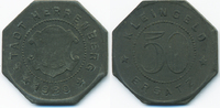 50 Pfennig 1920 Württemberg Herrenberg - Zink 1920 (Funck 209.5) vorzüg... 13,00 EUR  +  2,00 EUR shipping