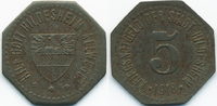 5 Pfennig 1918 Hannover Hildesheim - Eisen 1918 (Funck 212.1) sehr schö... 3,50 EUR  +  2,00 EUR shipping