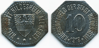 10 Pfennig 1918 Hannover Hildesheim - Eisen 1918 (Funck 212.4b) sehr sc... 6,50 EUR  +  2,00 EUR shipping