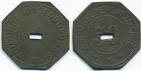 50 Pfennig 1918 Oberschlesien Hindenburg - Eisen 1918 (Funck 213.1Ac) f... 28,00 EUR  +  6,50 EUR shipping