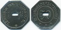 50 Pfennig 1918 Oberschlesien Hindenburg - Eisen 1918 (Funck 213.1Ad) s... 28,00 EUR  +  6,50 EUR shipping