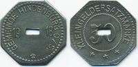 50 Pfennig 1918 Oberschlesien Hindenburg - Eisen 1918 (Funck 213.1Af) s... 28,00 EUR  +  6,50 EUR shipping