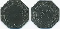 50 Pfennig 1918 Oberschlesien Hindenburg - Eisen 1918 (Funck 213.1C) Rö... 39,00 EUR  +  6,50 EUR shipping