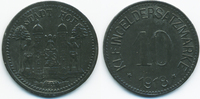 10 Pfennig 1918 Bayern Hof - Zink 1918 (Funck 217.2a) vorzüglich+  3,50 EUR  +  2,00 EUR shipping