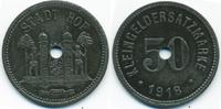50 Pfennig 1918 Bayern Hof - Zink 1918 (Funck 217.4a) fast vorzüglich  6,00 EUR  +  2,00 EUR shipping