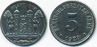 5 Pfennig 1920 Bayern Hof - Eisen 1920 (Funck 217.7b) fast vorzüglich -... 8,50 EUR  +  2,00 EUR shipping