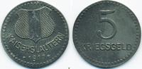 5 Pfennig 1917 Pfalz Kaiserslautern - Zink 1917 (Funck 231.1) vorzüglich  3,00 EUR  +  2,00 EUR shipping