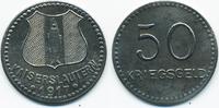 50 Pfennig 1917 Pfalz Kaiserslautern - Eisen 1917 (Funck 231.5c) sehr s... 10,00 EUR  +  2,00 EUR shipping