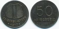 50 Pfennig 1917 Pfalz Kaiserslautern - Eisen 1917 (Funck 231.5e) sehr s... 5,50 EUR  +  2,00 EUR shipping