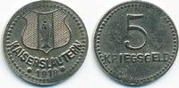 5 Pfennig 1918 Pfalz Kaiserslautern – Eisen vernickelt 1918 (Funck 231.... 6,00 EUR  +  2,00 EUR shipping